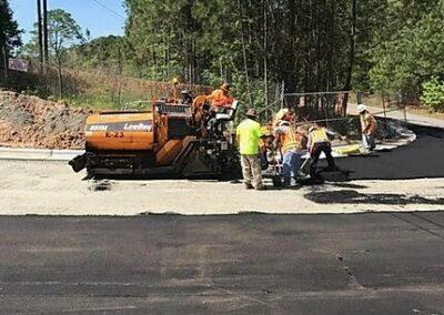 Concrete Construction in Wayne County, North Carolina