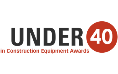 Jeremy Smith featured in Under 40 in Construction Equipment Awards!